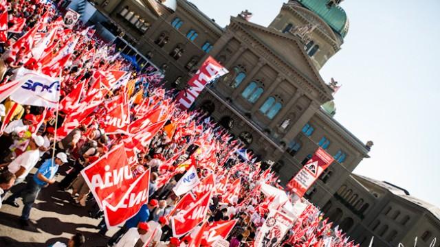 Manifestation Unia 24.09.2011