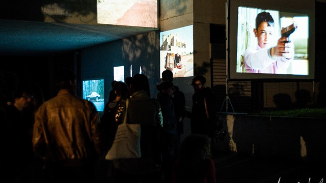 Nuit des images-Musée de l'Elysée, 28 juin 2013
