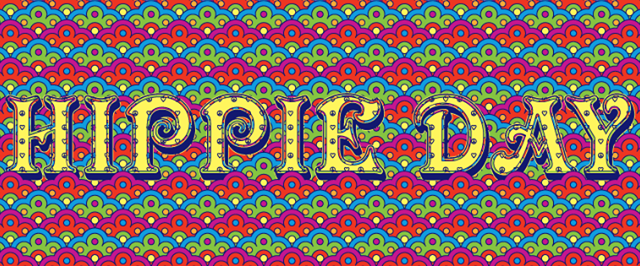 Hippie Day- Couleur3
